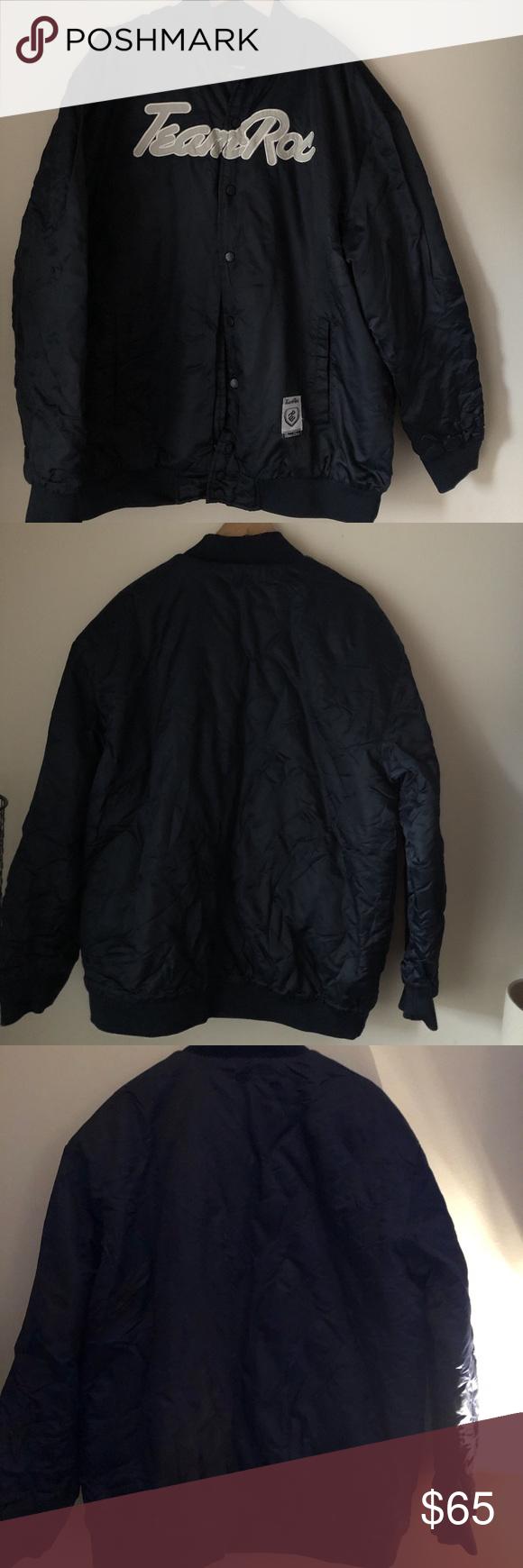 Teamroc Satin Jacket Satin Jackets Jackets Clothes Design [ 1740 x 580 Pixel ]