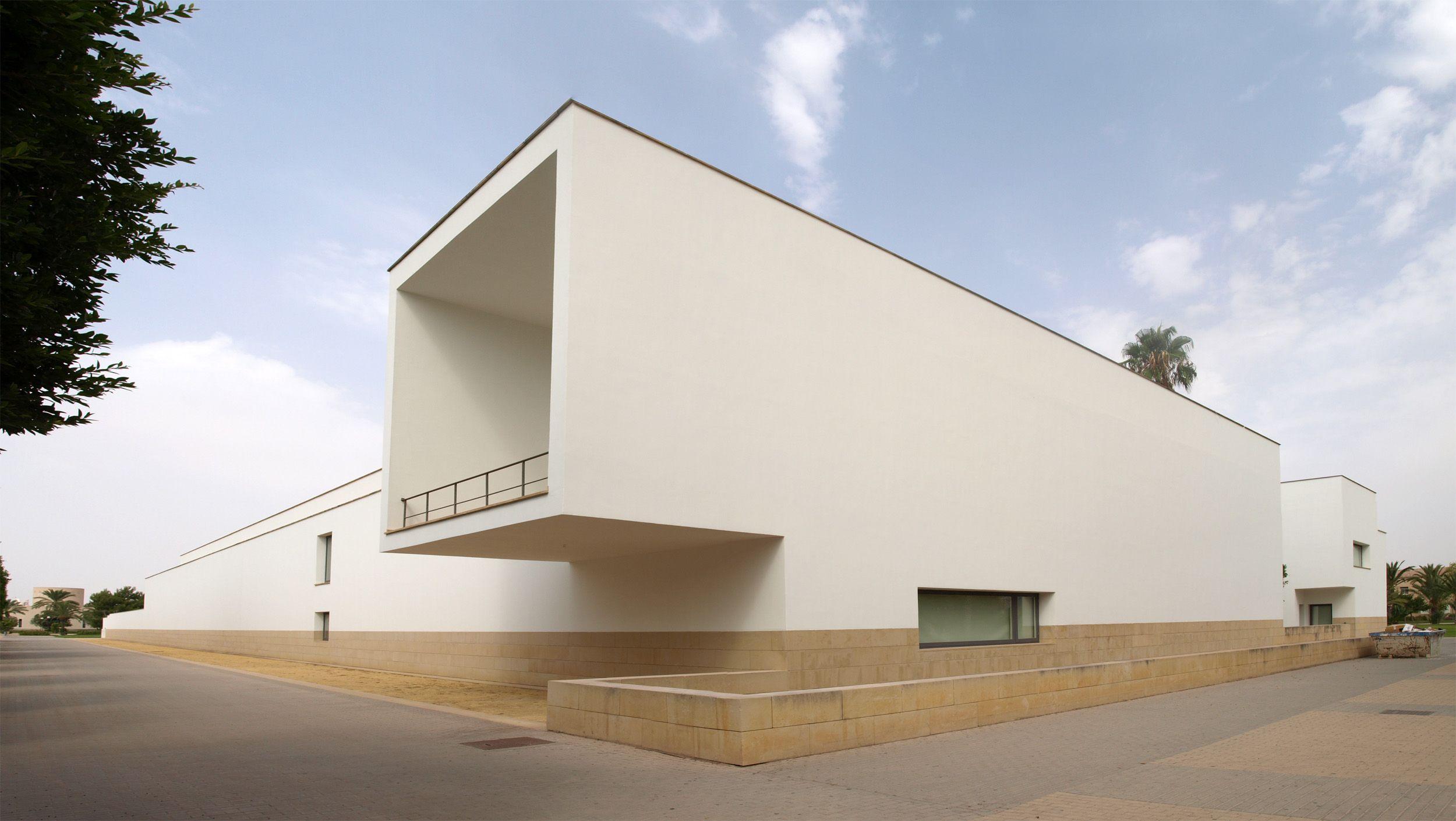 Universidad de alicante alvaro siza 1 1 alvaro siza - Arquitectos de interiores famosos ...
