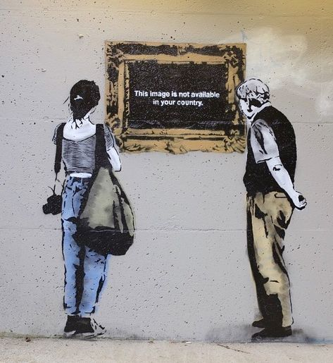 Soweit kommt's noch! #streetart