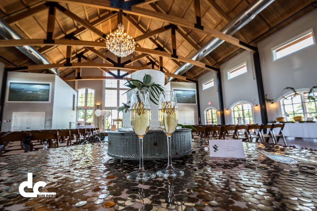 BarnStyle Wedding Venue in Stillwater, Oklahoma Wedding