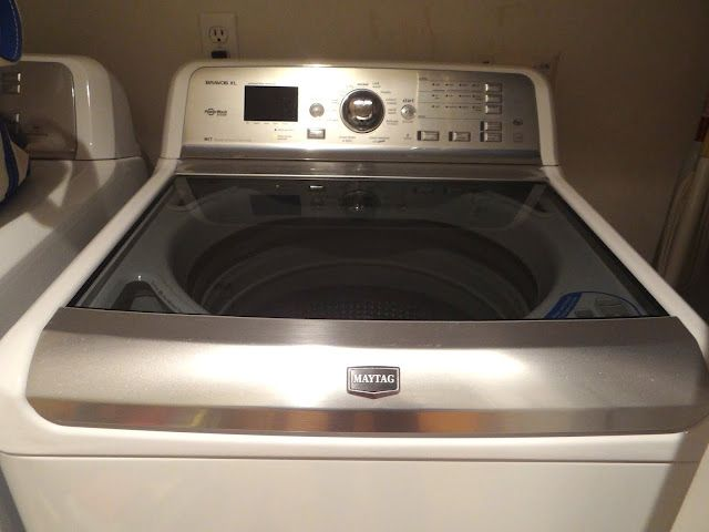 Amazing Maytag Bravos Xl Washer Dryer