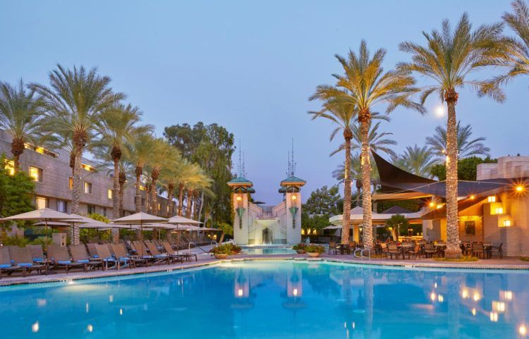 The Five Best 5 Star Hotels In Phoenix Arizona