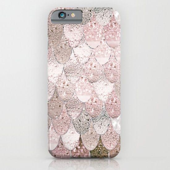 925fe6d9369a SUMMER MERMAID NUDE ROSEGOLD by Monika Strigel iPhone & iPod Case ...