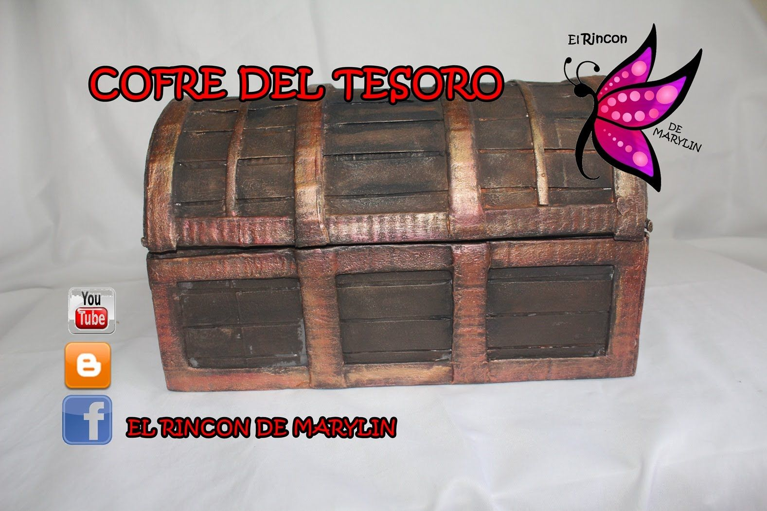Zapatos Carton De Cofre Como Con Hacer Hecho Un Treasure Caja 08xgxT