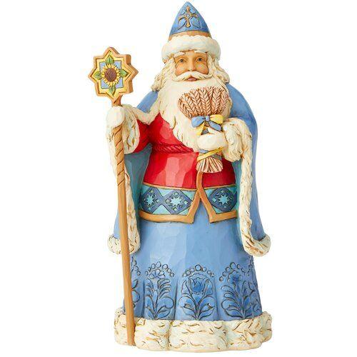 Jim Shore Polish Santa Christmas Figurine ~ 4022916