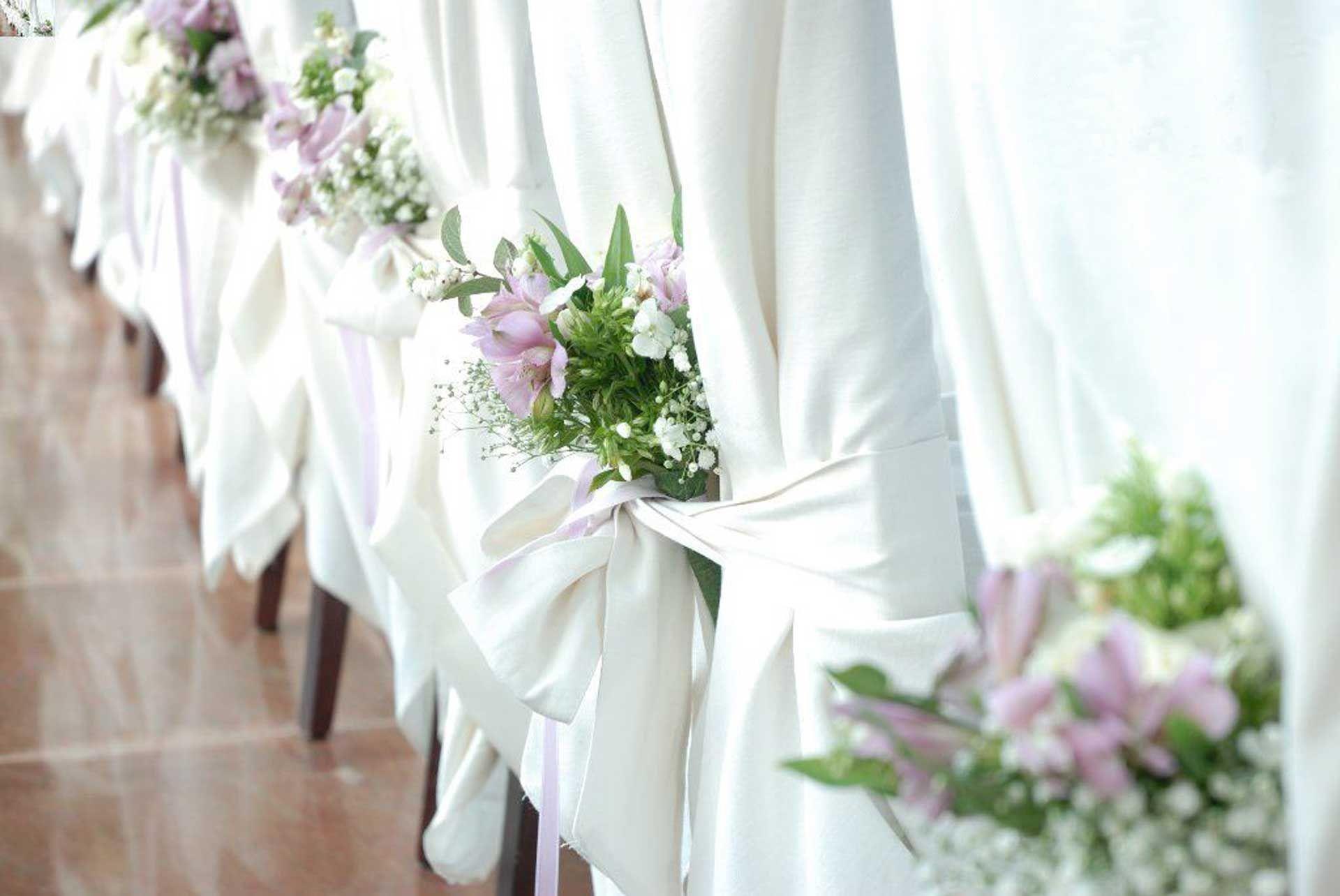 Sedie Matrimonio ~ Dettaglio allestimento tavoli e sedie matrimonio shabby chic