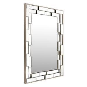 Kenzie Mirror Mirror Mirror Mosaic Beveled Glass