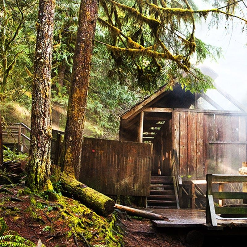 Hike to Bagby Hot Springs, Bagby Hot Springs | Oregon - A U S  Fairy