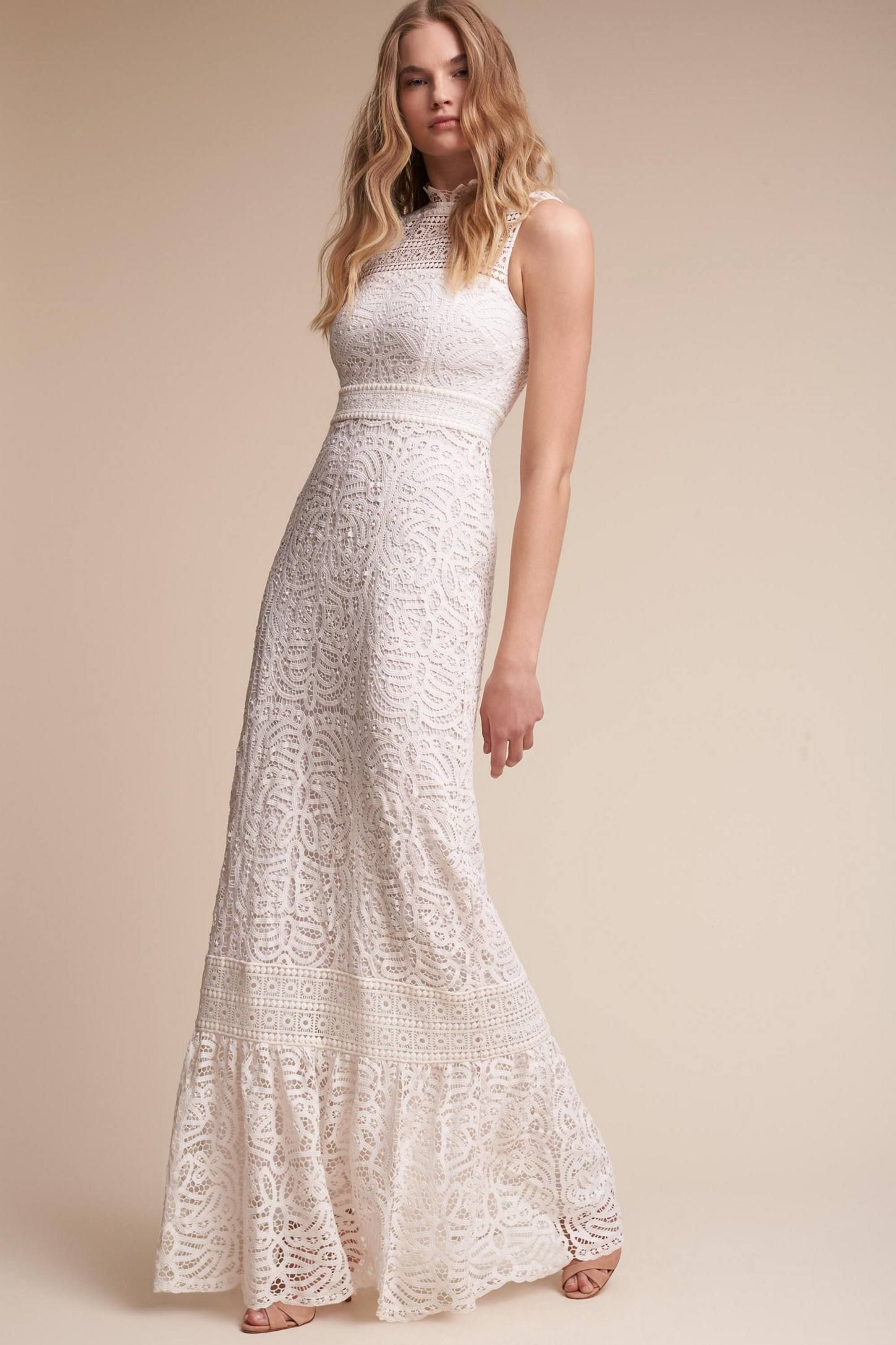 Casual wedding dresses with sleeves  Ojai Dress  Anthropologie Clothing and Detail