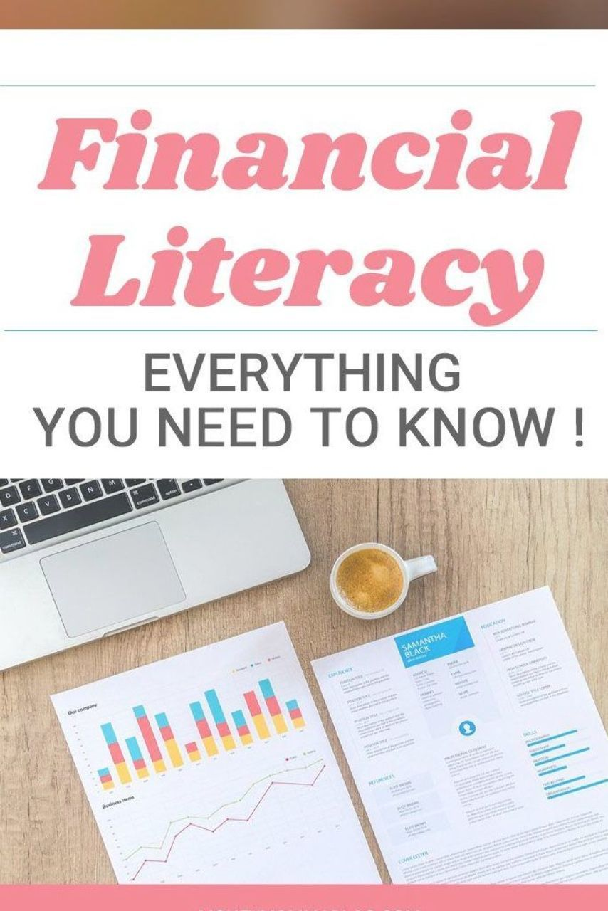 Financial literacy helps in solving personal finance