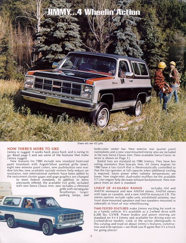 1980 Gmc Truck Click Image Below To Enlarge Gmc Trucks Gmc