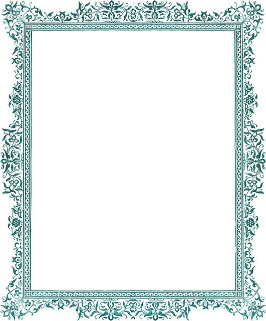 public domain frame - free to use