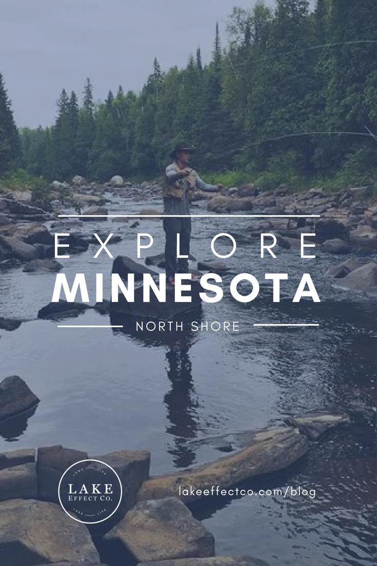 Minnesota S North Shore Lake Superior Minnesota Vacation Fishing Vacation Midwest Travel