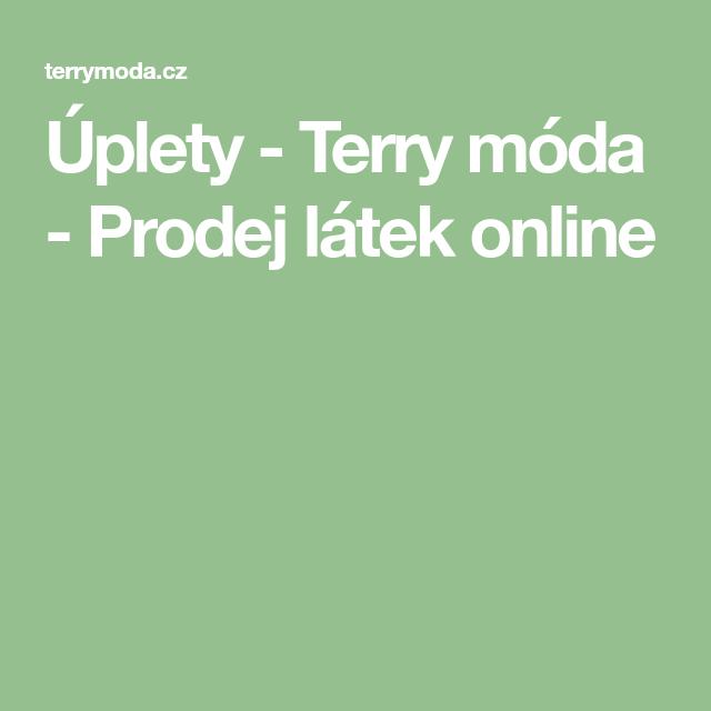 f069f7cfa594 Úplety - Terry móda - Prodej látek online