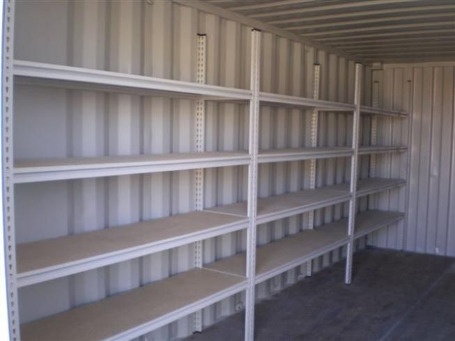 Utilize Your Space And Save By Adding Shelving To Your Storage