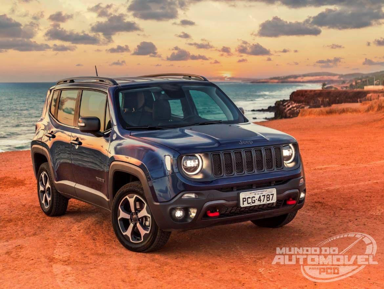 Jeep Renegade E Compass 2019 Tem Aumento De Precos Jeep Renegade