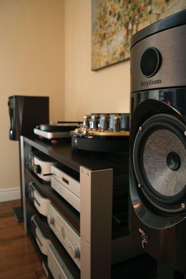 bookshelf or floorstanding speakers which should you choose listening room pinterest. Black Bedroom Furniture Sets. Home Design Ideas