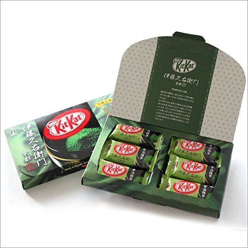 18 Mind Blowing Kit-Kat Bar Flavors in Japan (18 Pics) | Daily Dawdle