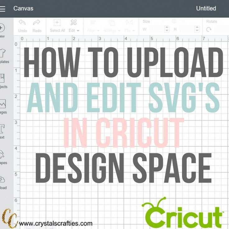 Download How to upload and edit a SVG file in Cricut Design Space ...