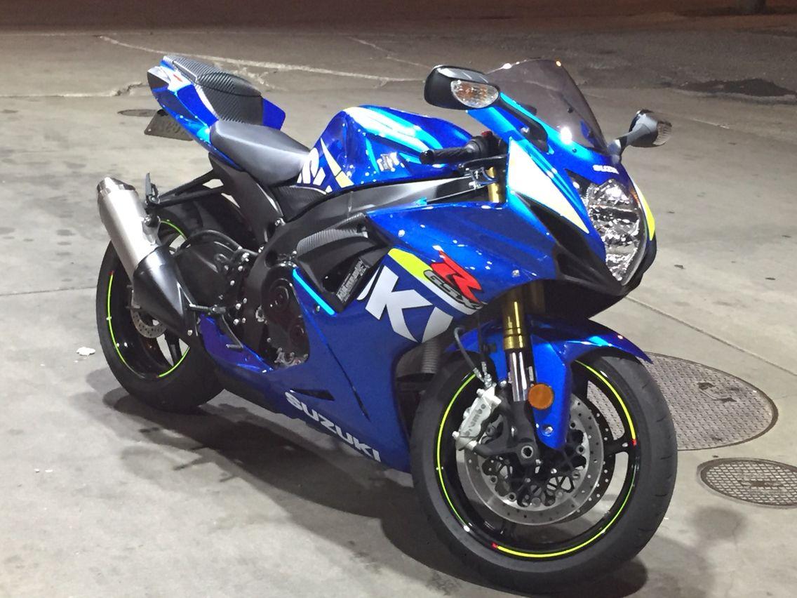 2015 Suzuki Gsx R750 Sport Bikes Bmw Motorcycle Vintage Custom Sport Bikes