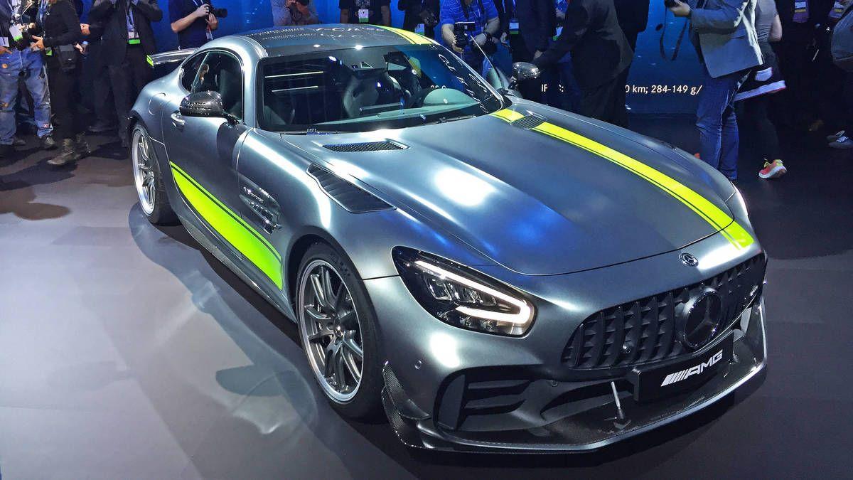 The Mercedes Amg Gt R Pro Mercedes Amg Gt R Mercedes Amg