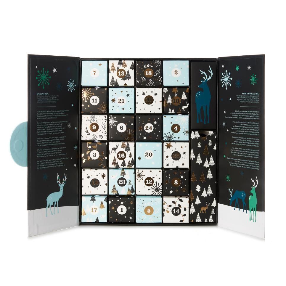 20 Food Advent Calendars That Actually Make The Wait For