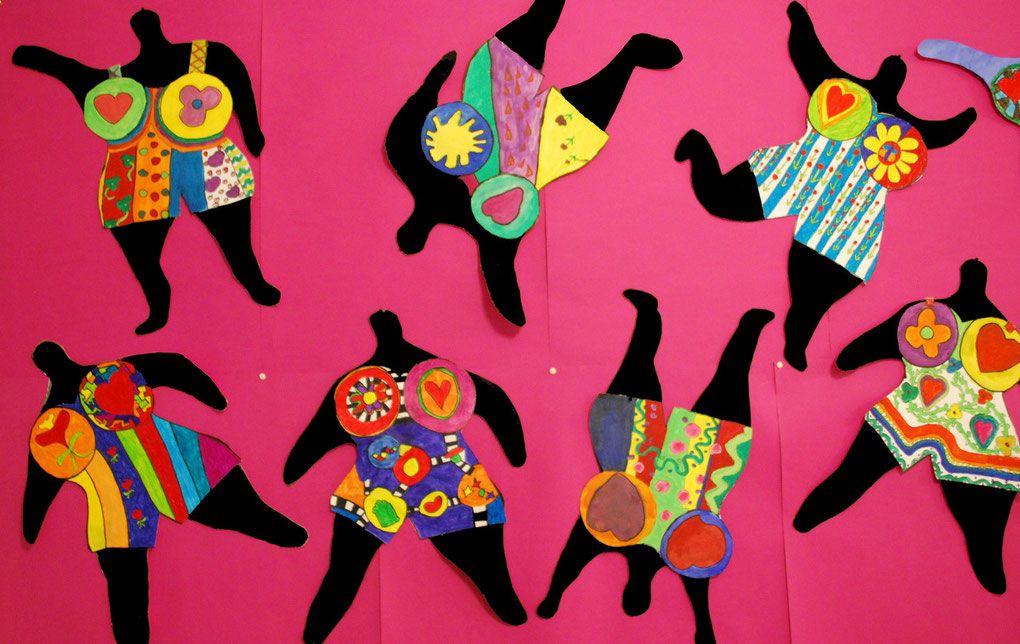 nanas malen grundschule art pinterest kunstunterricht kunst und kunst grundschule. Black Bedroom Furniture Sets. Home Design Ideas