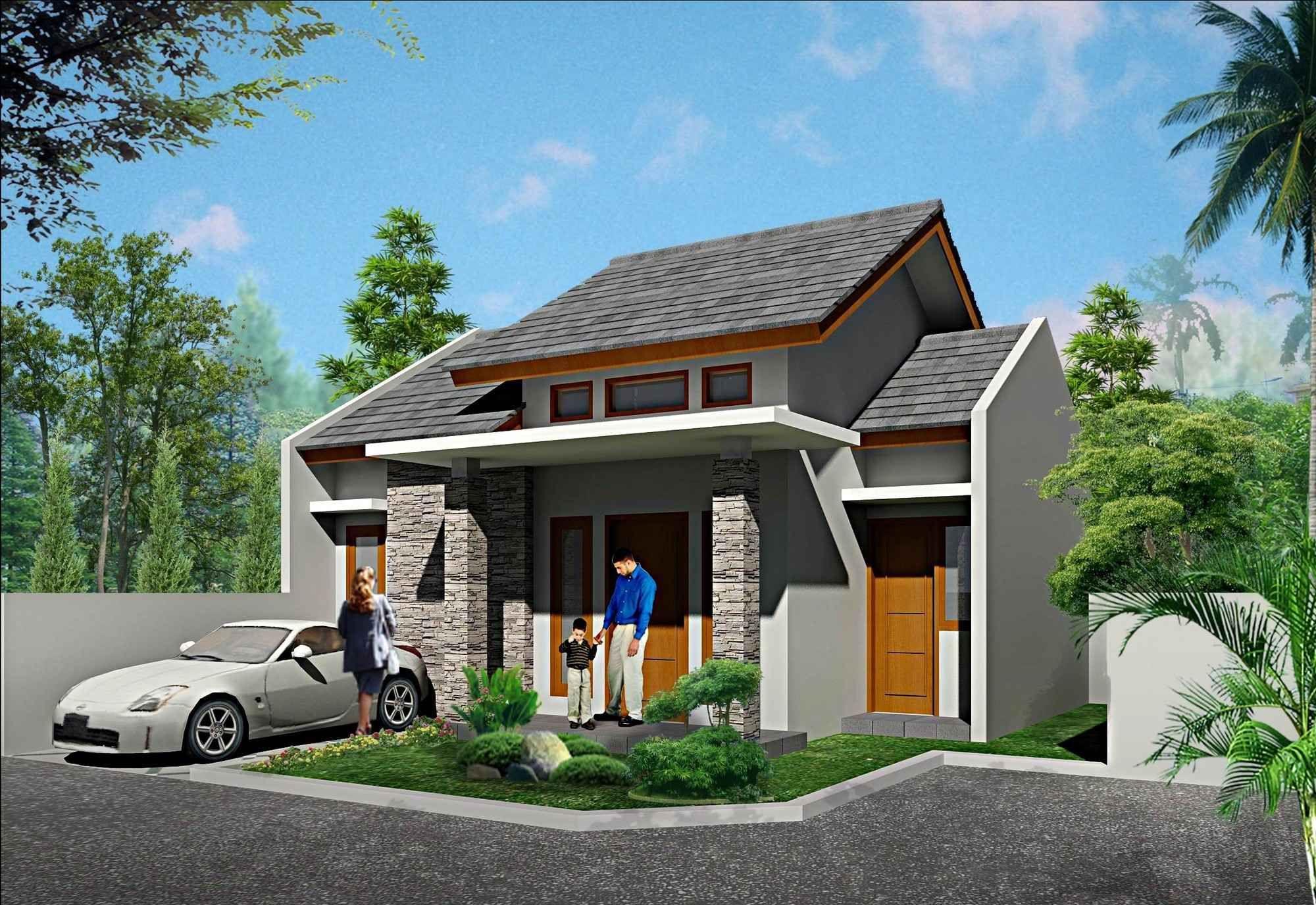 Desain Atap Rumah Interior