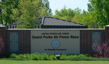 Grand Forks Afb Nd Base And Community Information Grand Forks Air Force Base Air Force Grand Forks
