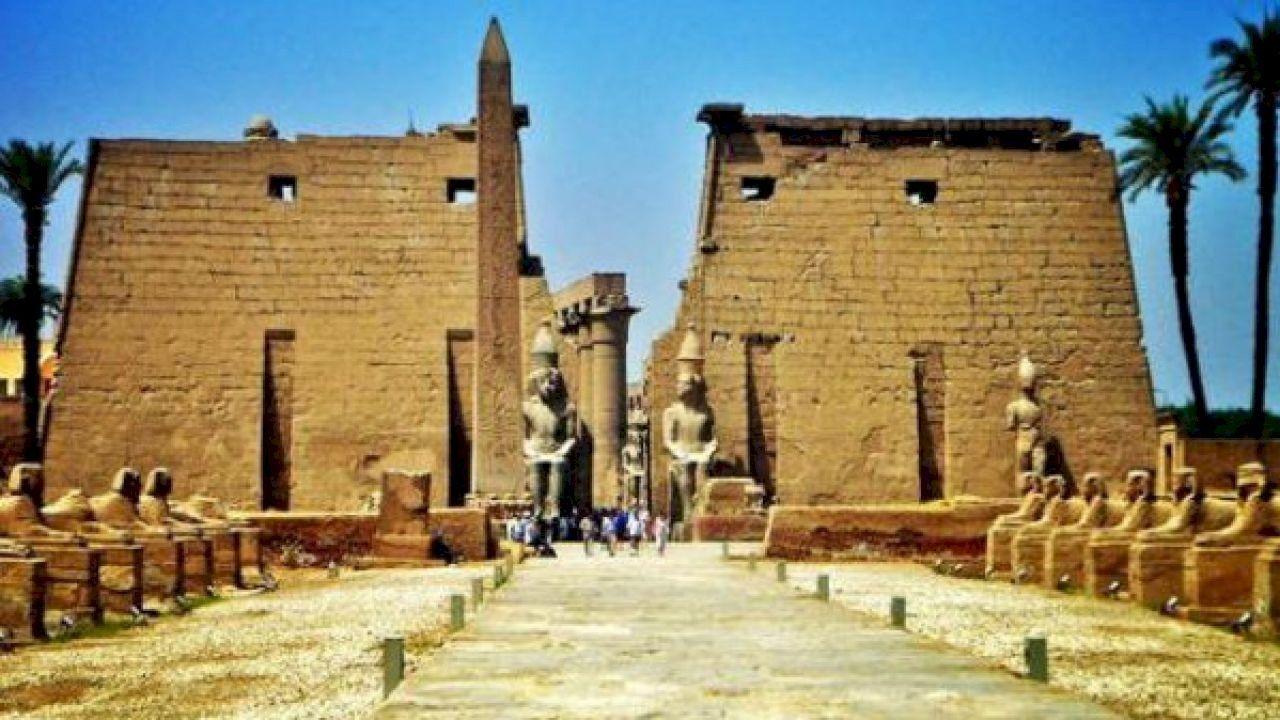 أهم الآثار المصرية Egypt Tours Hurghada Luxor