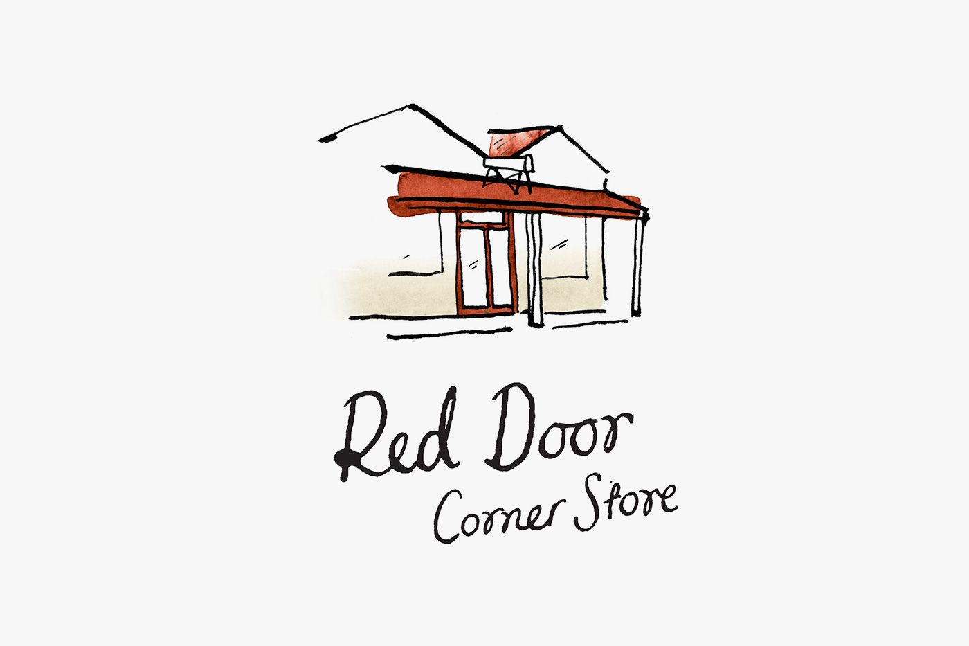 Red Door Corner Store Melbourne Came To Us Looking For A Complete