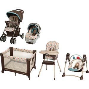 Graco Twister Baby Gear Collection Bundle Baby Baby