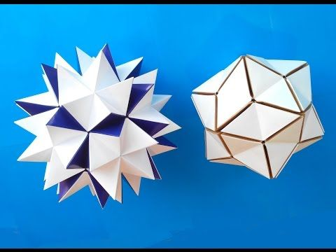 Origami Revealed Flower Popup Star Origami Tutorial Lets Make It