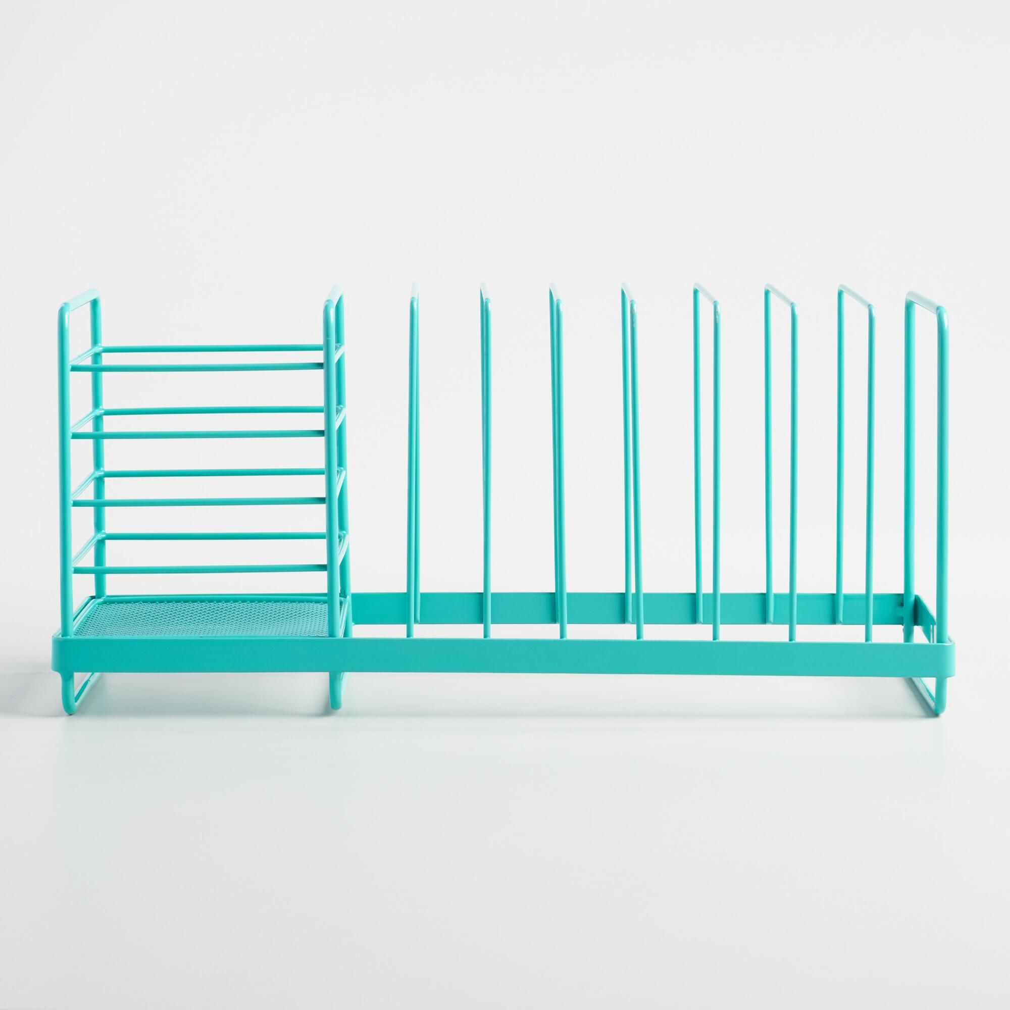 Aqua Compact Dish Rack   Small space kitchen, Dish drainers and ...