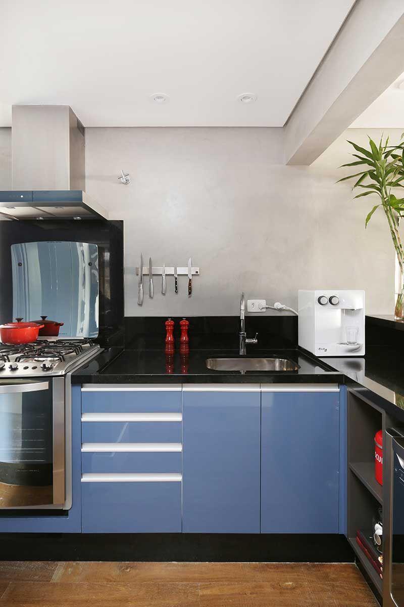 Apartamento Jovem E Masculino Designs De Cozinha Cozinhas