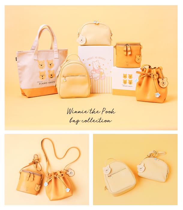 fae392cd5 Adorably Sweet Grace Gift Winnie The Pooh Accessory Collection ...
