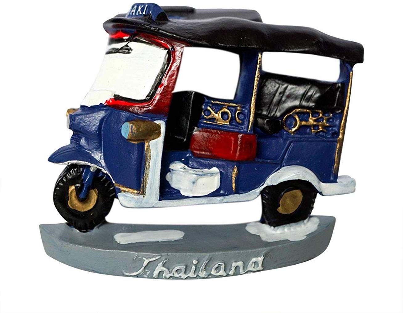 zamonji Grand Palais Tha/ïlande Magnet Frigo Aimant de R/éfrig/érateur 3D R/ésine Touristique Voyage Ville Souvenir Collection Bangkok
