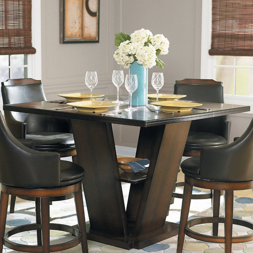 kitchen  dining room furniture  counter height table