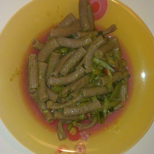 dieta con pasta a pranzo