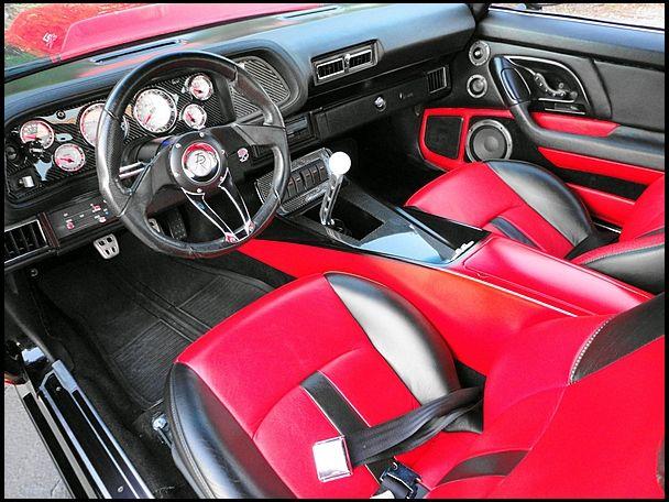 1970 Chevrolet Camaro Resto Mod 416 600 Hp 6 Speed Presented As Lot S155 At Dallas Tx 2013