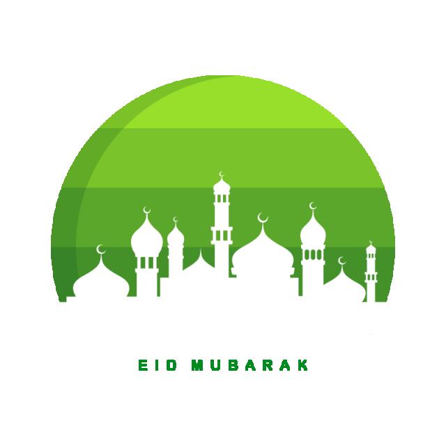 Eid Mubarak Eid Mubarak Muslim Png And Vector With Transparent Background For Free Download Idul Fitri Inspirasi Desain Grafis Latar Belakang