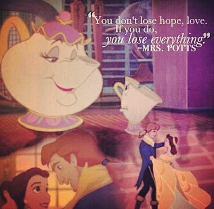 Beast Quotes, Disney