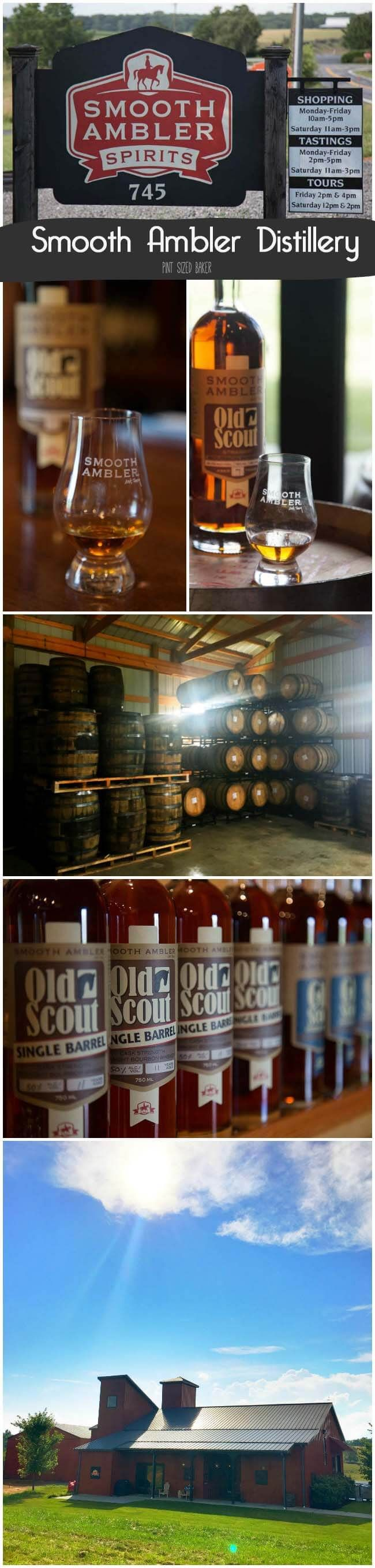 Know any Bourbon lovers? When in Greenbrier County, WV stop into Smooth Ambler Spirits for a tasting of their whiskey and bourbons and take a tour of the distillery.