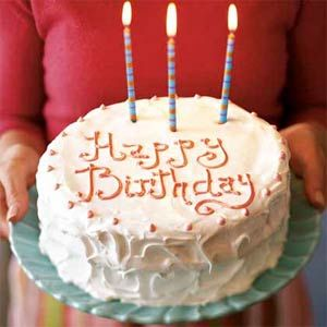 Birthday Cake Recipes White birthday cakes Italian meringue and