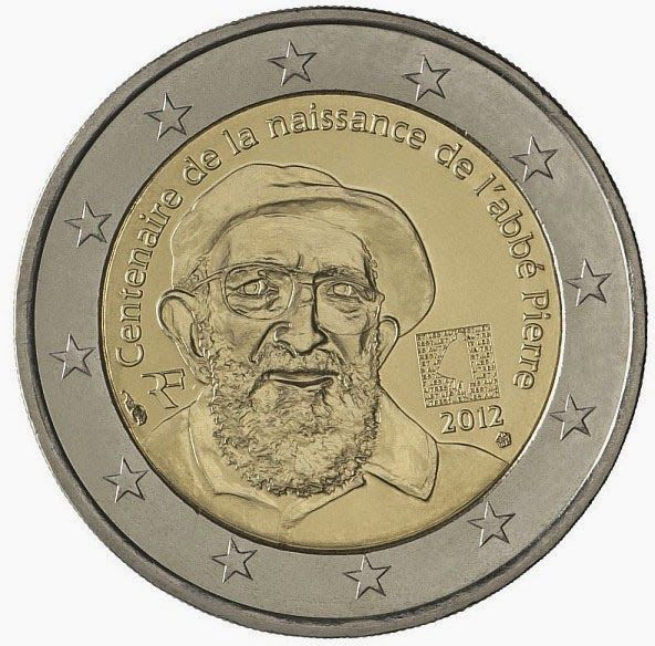 NEW ISSUE BIMETAL 2 EURO UNC COIN 2015 YEAR DYNASTY NASSAU LUXEMBOURG