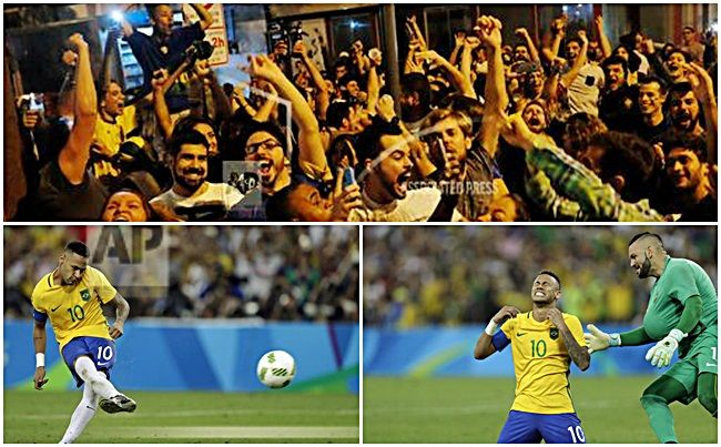 Rio Olympic 2016: Brazil wins soccer gold medal in penalty kicks