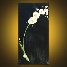 Image result for orchid painting acrylic