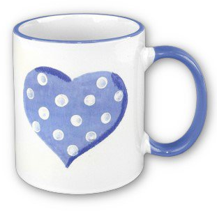 #Zazzle                   #love                     #blue #heart, #Love #forever #Mugs #from #Zazzle.com                          blue heart, Love is forever ! Mugs from Zazzle.com                            http://www.seapai.com/product.aspx?PID=1648143