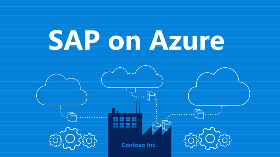 Running SAP on Azure accelerates business transformation