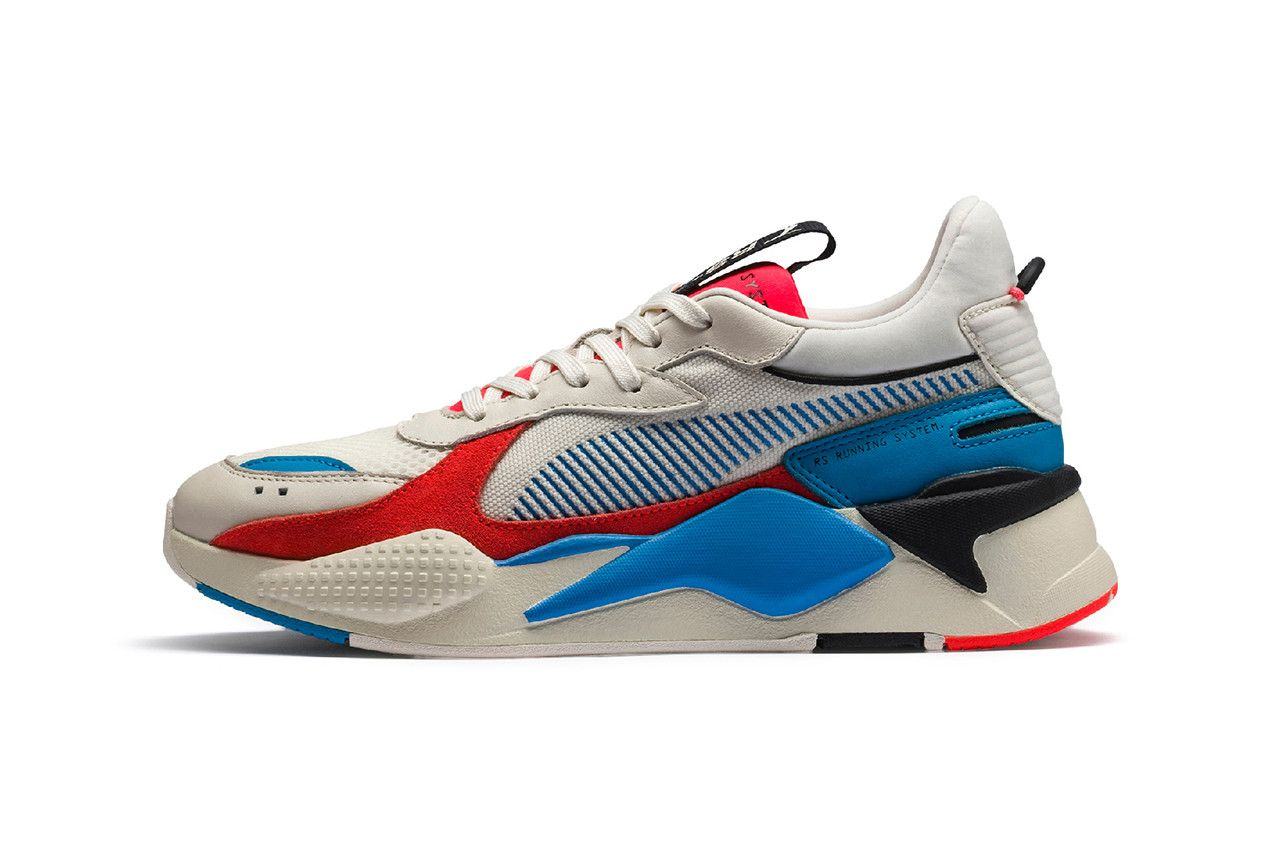 e7e894d23c2 PUMA RS-X Reinvention Silhouette First Look Closer Look Release Date update  technology chunky runner hot wheels motorola sneaker trainer footwear shoe